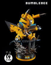 Load image into Gallery viewer, Bumblebee Cosplay Pikachu - Pokemon Resin Statue - N.C Studios [Pre-Order]