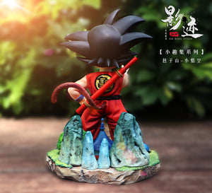 1/4 & 1/6 Scale Childhood Goku - Dragon Ball Resin Statue - DM Studios [Pre-Order]