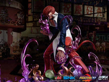 Load image into Gallery viewer, 1/6 Scale Iori Yagami - The King of Fighters Resin Statue - JOMATAL Studios [Pre-Order]