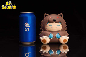 1/20 Scale Wolf Cosplay Snorlax - Pokemon Resin Statue - SP Studios [Pre-Order] - FavorGK