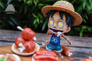 SD Scale Star Eyes Monkey·D·Luffy - ONE PIECE Resin Statue - Emoji Studios [Pre-Order] - FavorGK