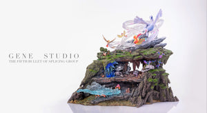 Lugia - The Fifth Bullet of Splicing Group (Mt. Moon Set) - Pokemon Resin Statue - Gene Studios [Pre-Order] - FavorGK