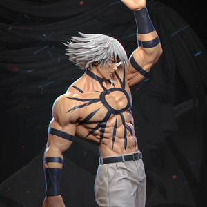1/6 Scale OROCHII - The King of Fighters Resin Statue - 9TGK Studios [Pre-Order]