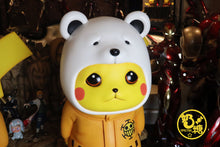 Load image into Gallery viewer, 1/1 Scale & Mini Scale Bepo Cosplay Pikachu - ONE PIECE Pokemon Resin Statue - TOFFEE Studios [Pre-Order]