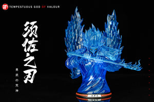 Uchiha Madara Tempestuous God of Valour/ Susanoo - Naruto Resin Statue - IF Studios [Pre-Order] - FavorGK