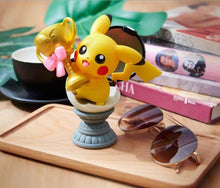 Load image into Gallery viewer, Champion Pikachu - Pokemon Resin Statue - M Studios [Pre-Order] - FavorGK