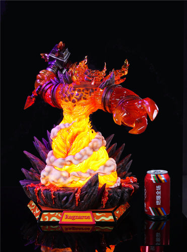 Ragnaros the Firelord - World of Warcraft Resin Statue - Demon Hunter Studios [Pre-Order]