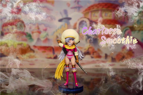 WCF Scale Charlotte Smoothie - ONE PIECE Resin Statue - A Plus Studios [Pre-Order]