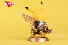 Load image into Gallery viewer, Thanos Cosplay Pikachu - Pokemon Resin Statue - Newbra Studios [In Stock] - FavorGK