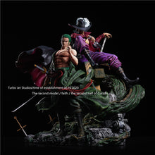 Load image into Gallery viewer, 1/6 Scale Faith Series Roronoa Zoro - ONE PIECE Resin Statue - Turbo Jet Studios [Pre-Order]