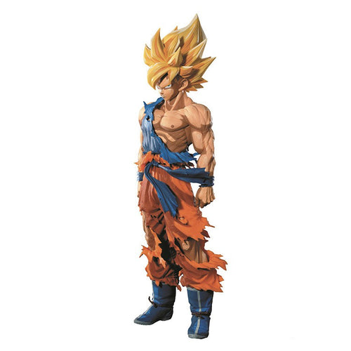 Official 34CM Comic Ver. Son Goku - Dragon Ball Resin Statue - Banpresto [Pre-Order]