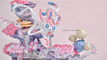 Load image into Gallery viewer, Sylveon - Pokemon Resin Statue - Gene Studios [Pre-Order]