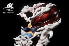 Load image into Gallery viewer, Gear fourth Monkey D. Luffy - ONE PIECE Resin Statue - QianMo Studios [Pre-Order] - FavorGK