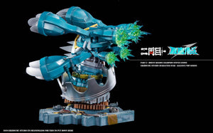 Hoenn League Steven Stone & Metagross - Pokemon Resin Statue - EZM Studios [Pre-Order] - FavorGK