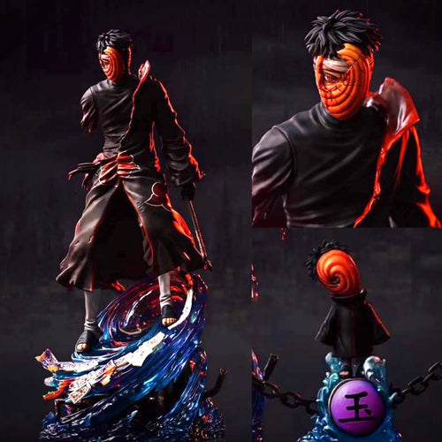 1/7 Scale battle damaged Uchiha Obito - Naruto Resin Statue - CW Studios [Pre-Order] - FavorGK
