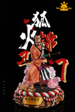 Load image into Gallery viewer, Nine Red Scabbards Foxfire Kin'emon - ONE PIECE Resin Statue - Move Studios [Pre-Order]