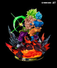 Load image into Gallery viewer, 1/6 Scale Broly VS Son Goku - Dragon Ball Resin Statue - FC Studios [Pre-Order]