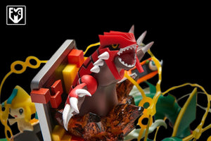 Gameboy Gen 3 - Pokemon Resin Statue - MFC Studios [In Stock] - FavorGK