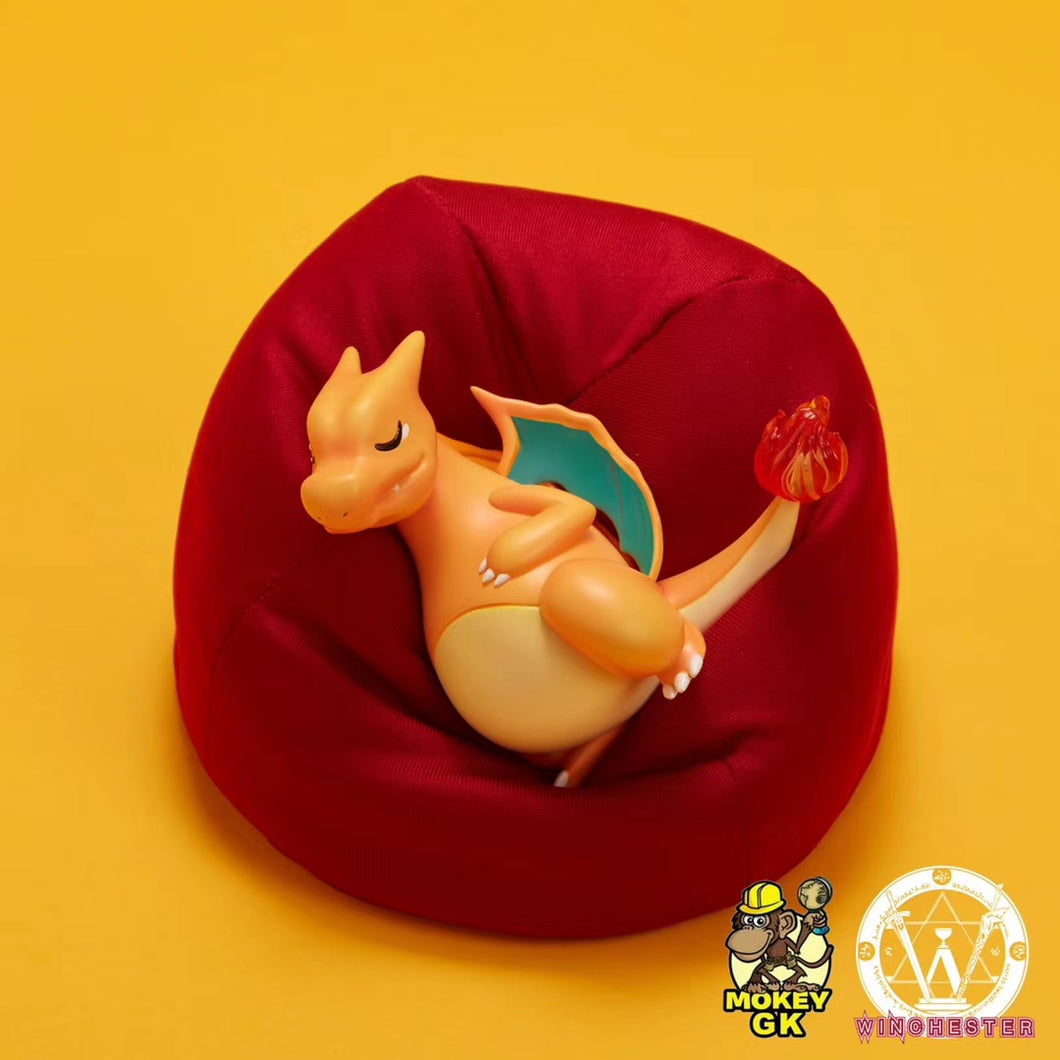 Lazy Sofa Set - Pokemon Resin Statue - Winchester Studios [Pre-Order] - FavorGK