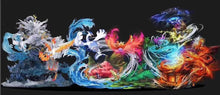 Load image into Gallery viewer, Legendary Dogs Suicune, Entei & Raikou - Private - Pokemon Resin Statue - Gene Studios [Pre-Order] - FavorGK
