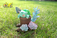 Load image into Gallery viewer, Bulbasaur pot culture - Pokemon Resin Statue - CSSS Studios [In Stock] - FavorGK