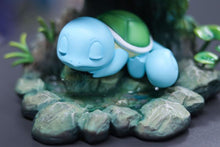 Load image into Gallery viewer, Sleeping Squirtle - Pokemon Resin Statue - PL Studios [In Stock] - FavorGK