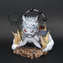 Load image into Gallery viewer, Obito Uchiha Juubi Cosplay Pikachu - Naruto Pokemon Resin Statue -  ZM Studios [Pre-Order] - FavorGK