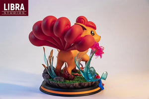 Vulpix - Pokemon Resin Statue - LIBRA Studios [In Stock] - FavorGK