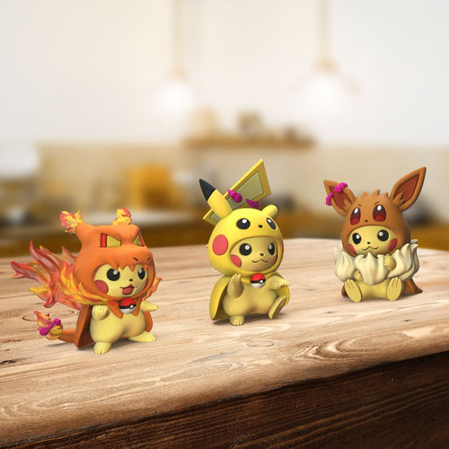 Gigantamax Cosplay Pikachu Set - Private - Pokemon Resin Statue - DS Studios [In Stock] - FavorGK