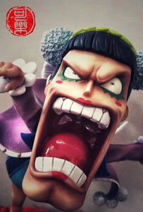 Bentham - ONE PIECE Resin Statue - LBS Cola Studios [Pre-Order] - FavorGK