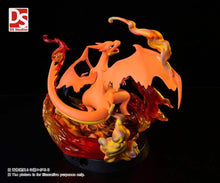 Load image into Gallery viewer, Mega Charizard Y - Pokemon Resin Statue - DS Studios [In Stock] - FavorGK
