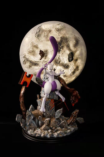 Mewtwo - Private - Pokemon Resin Statue - Fantasy Studios [In Stock] - FavorGK