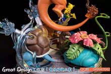 Load image into Gallery viewer, Pokémon Stadium Starter Pokémon - Pokemon Resin Statue - GD Studios [In Stock] - FavorGK