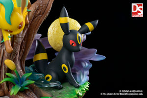 Eevee Family - Pokemon Resin Statue - DS Studios [In Stock] - FavorGK