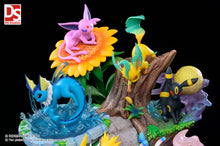 Load image into Gallery viewer, Eevee Family - Pokemon Resin Statue - DS Studios [In Stock] - FavorGK