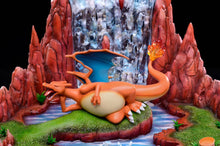 Load image into Gallery viewer, Charizard Family - Pokemon Resin Statue - M5 Studios [Pre-Order] - FavorGK