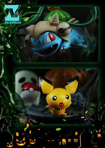 Bulbasaur Halloween - Pokemon Resin Statue - ZN Studios [Pre-Order] - FavorGK