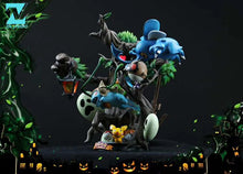 Load image into Gallery viewer, Bulbasaur Halloween - Pokemon Resin Statue - ZN Studios [Pre-Order] - FavorGK