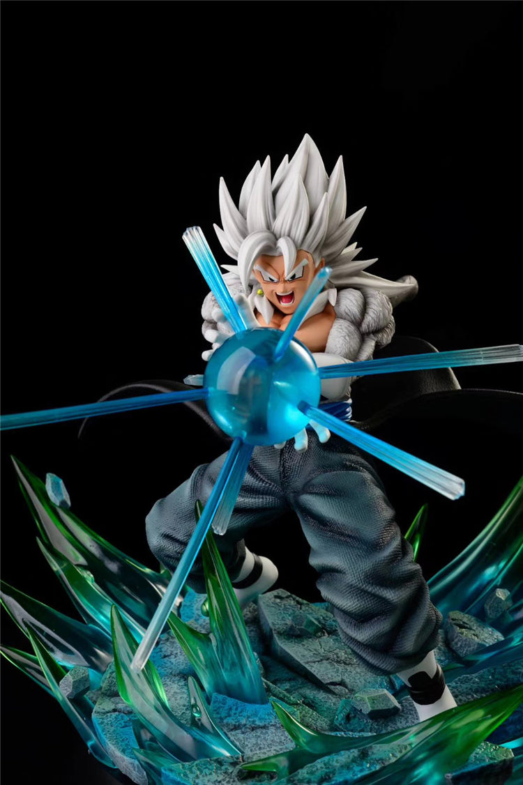 1/6 Scale Super Saiyan 4 Vegetto - Dragon Ball Resin Statue - WZ Studios [Pre-Order] - FavorGK