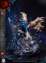Load image into Gallery viewer, Uchiha Sasuke - Naruto Resin Statue - DP9 Studios [Pre-Order] - FavorGK