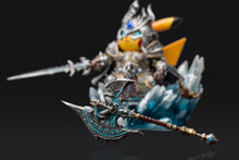 Load image into Gallery viewer, Arthas Menethil Cosplay Pikachu - Pokemon World of Warcraft Resin Statue - Peter.P Studios [Pre-Order] - FavorGK