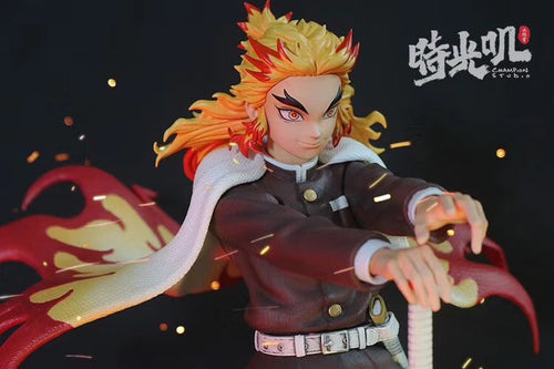 1/6 Scale Rengoku Kyoujurou - Demon Slayer: Kimetsu no Yaiba Resin Statue - Champion Studios [Pre-Order] - FavorGK