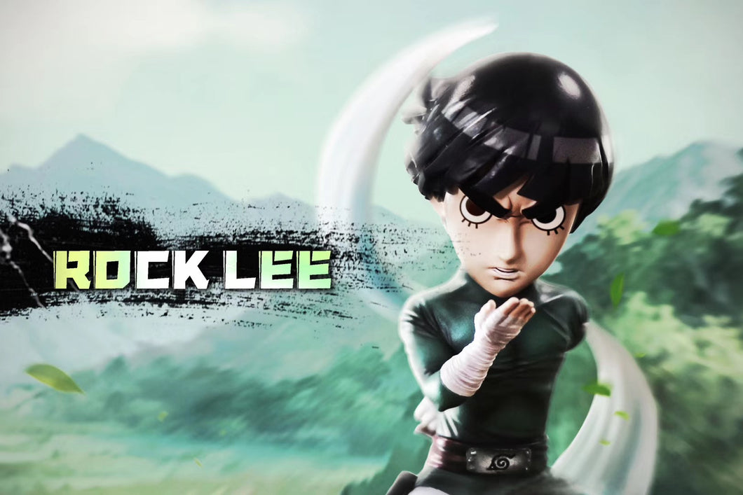 Rock Lee - Naruto Resin Statue - G5 Studios [Pre-Order] - FavorGK