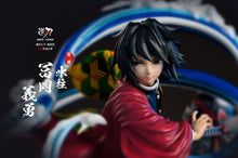 Load image into Gallery viewer, 1/7 Scale Tomioka Giyuu - Demon Slayer: Kimetsu no Yaiba Resin Statue - NIREN Studios [Pre-Order] - FavorGK