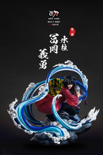 1/7 Scale Tomioka Giyuu - Demon Slayer: Kimetsu no Yaiba Resin Statue - NIREN Studios [Pre-Order] - FavorGK