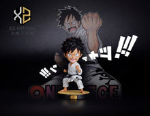 Load image into Gallery viewer, WCF Scale Taekwondo Little Luffy - ONE PIECE Resin Statue - XZ Studios [Pre-Order] - FavorGK