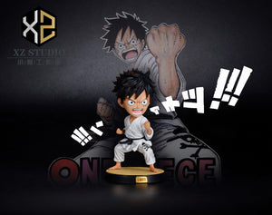 WCF Scale Taekwondo Little Luffy - ONE PIECE Resin Statue - XZ Studios [Pre-Order] - FavorGK