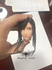 1/4 Scale Tifa Lockheart - (FF7) Final Fantasy VII Resin Statue - Mayflies Studios [Pre-Order] - FavorGK