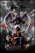 Load image into Gallery viewer, しがらみ Fetters Akatsuki Pain & Konan- Naruto Resin Statue - CW Studios [Pre-Order] - FavorGK