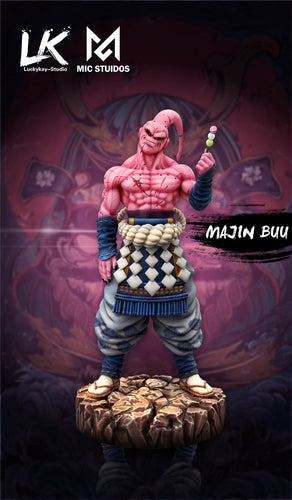 Majin Buu - Dragon Ball Resin Statue - LK Studios [Pre-Order] - FavorGK